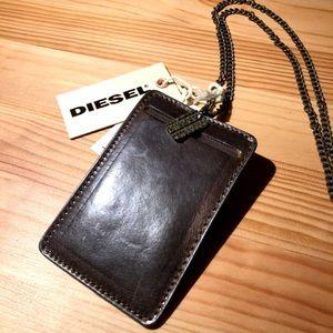 Diesel Anecki Portabadge ID Holder